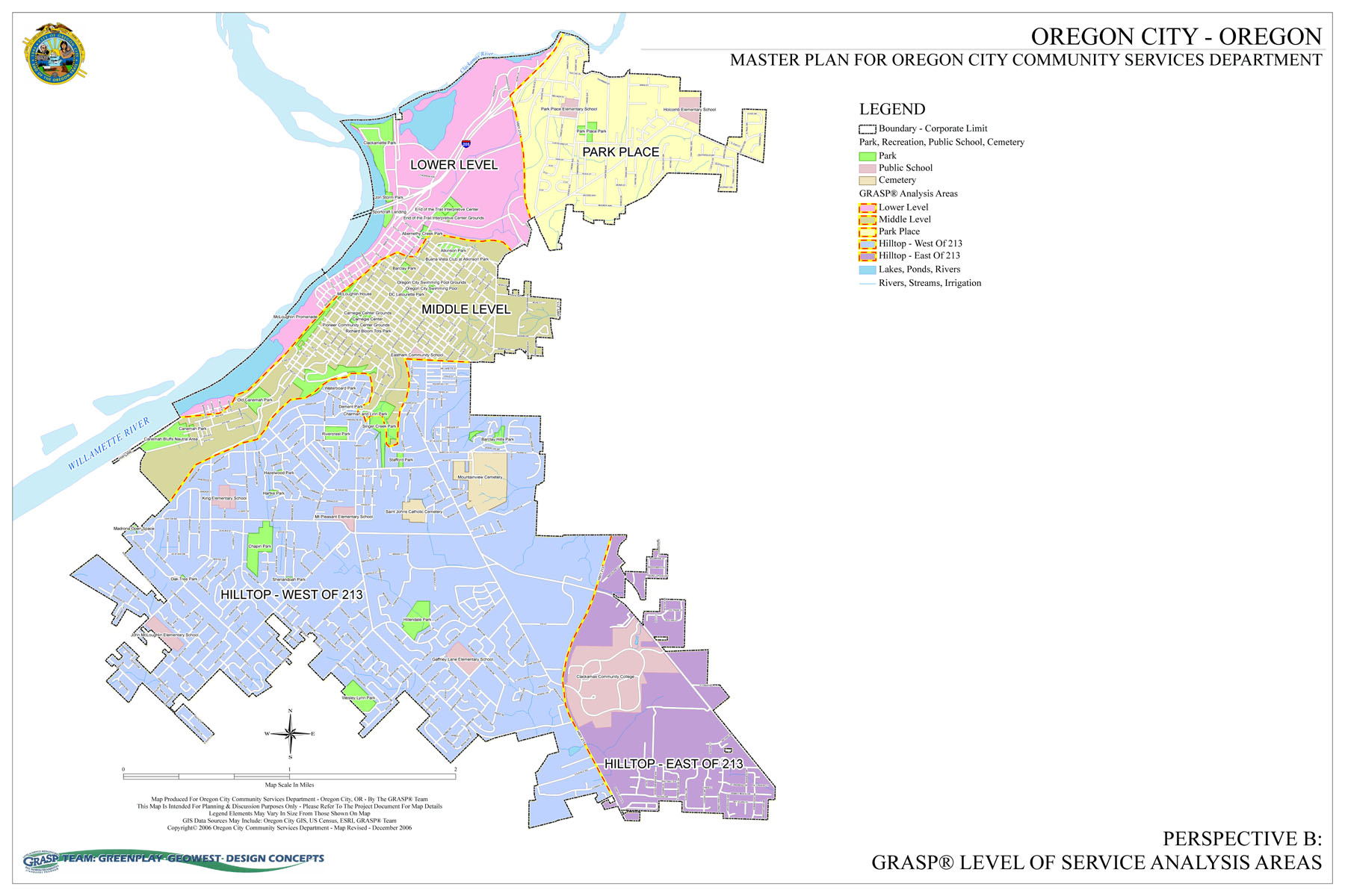 Parks and Recreation Master Plan Update City of Oregon City