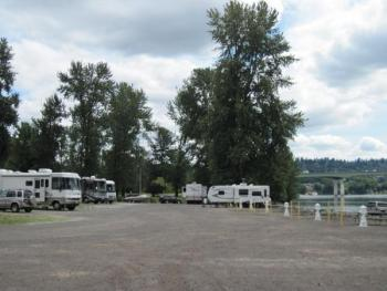 Clackamette Rv Park City Of Oregon City
