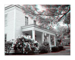 Old Black and White photo of Ermatinger House