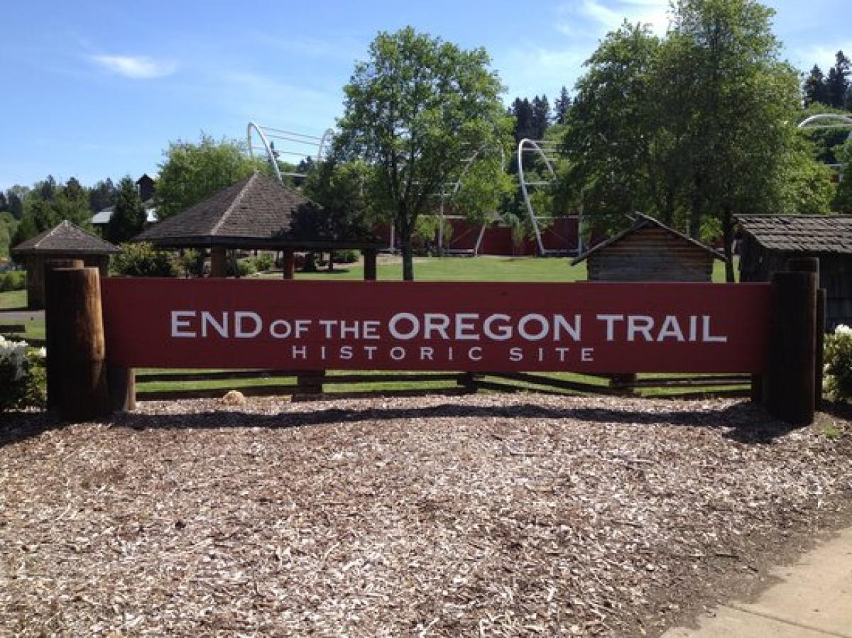 End of the Oregon Trail Interpretive Center | City of Oregon City